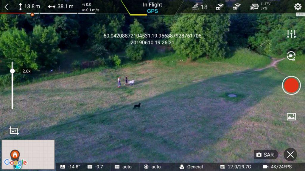 FIMI Navi - aplikacja do dronów Xiaomi FIMI X8 SE