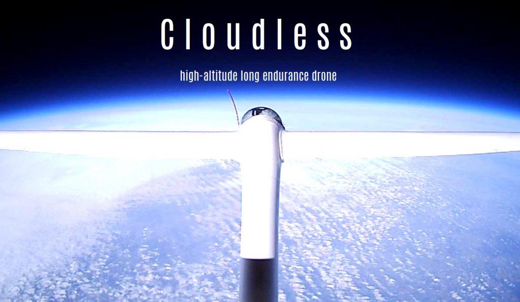 Cloudless: polski dron stratosferyczny