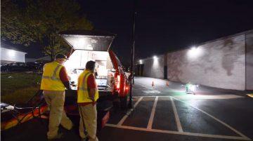 Dostawa nerki do przeszczepu z pomocą drona - Baltimore, Maryland