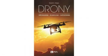 """Drony"" - Sarah E. Kreps - Wydawnictwo PWN"