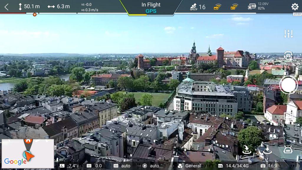 FIMI Navi - aplikacja do dronó Xiaomi FIMI X8 SE