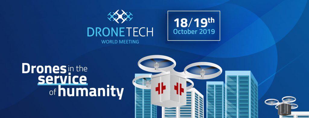 DroneTech World Meeting 2019