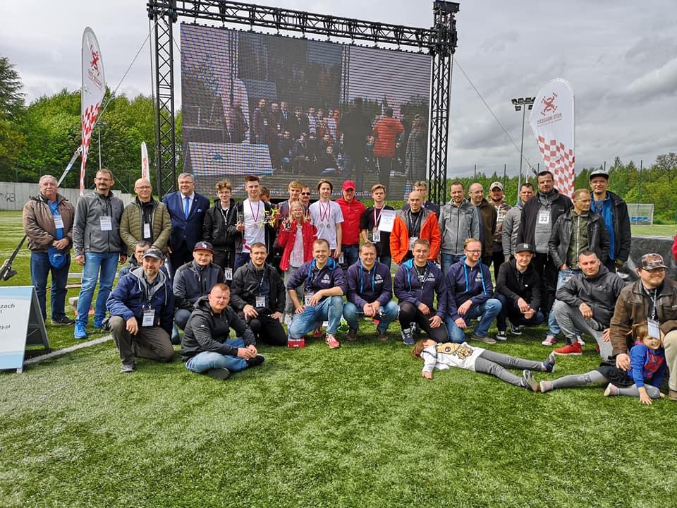Mistrzostwa Polski 2019 F9U - Kartuzy - 26.05.2019