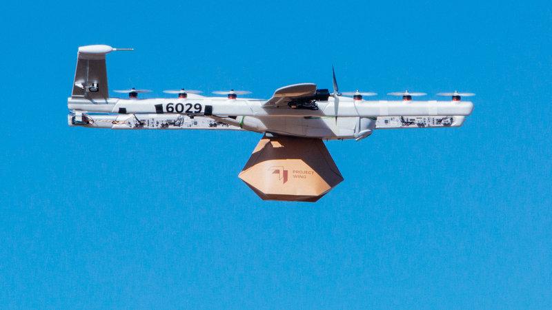 Dron Wing (Alphabet/Google)