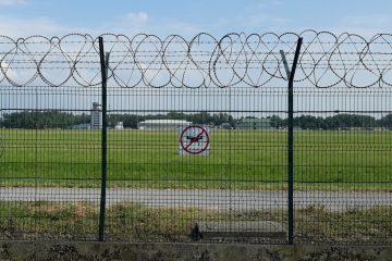 Balice Airport - No Drones!