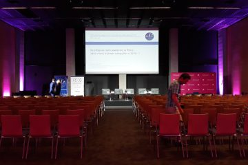 Konferencja CEDD - Katowice, 29.08.2019r.
