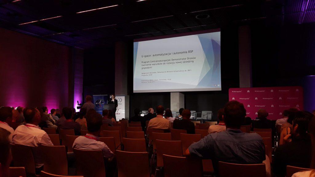 Małgorzata Darowska - Konferencja CEDD - Katowice, 29.08.2019r.