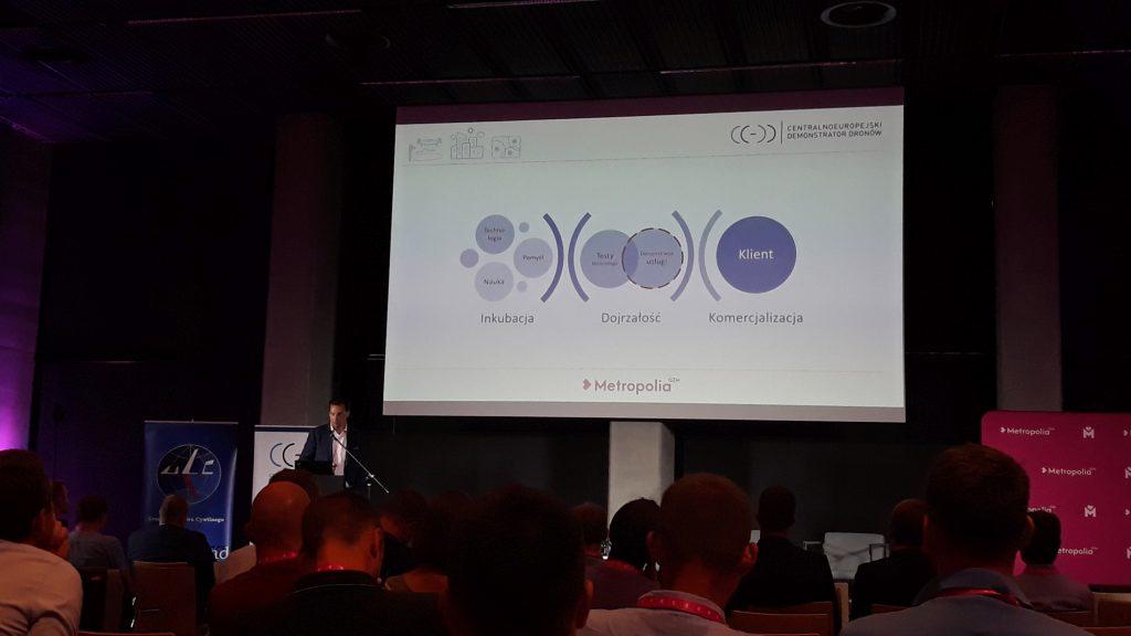 Marcin Dziekański - Konferencja CEDD - Katowice, 29.08.2019r.