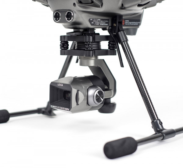 Yuneec Typhoon H3 z kamerą Leica