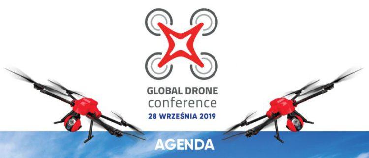 Global Drone Conference 2019 - Targi Kielce