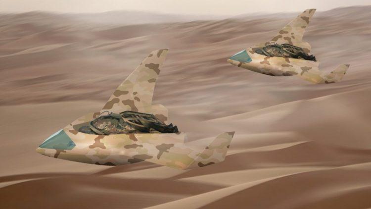 Condor UAV - DAE