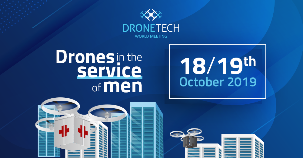 DroneTech World Meeting Toruń 2019