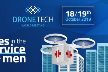 DroneTech World Meeting Toruń 2019