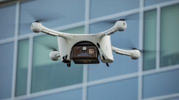 UPS dron dostawczy