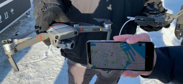 DJI Remote ID app - Montreal, Canada - Drone Enable - 2019