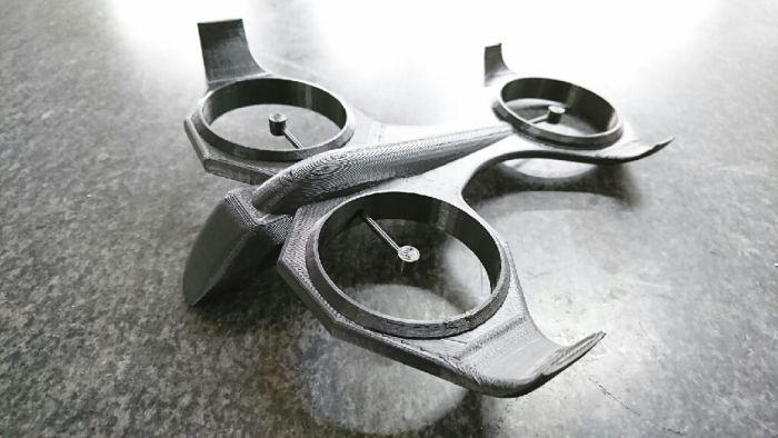 Dron Prometheus - model 3D