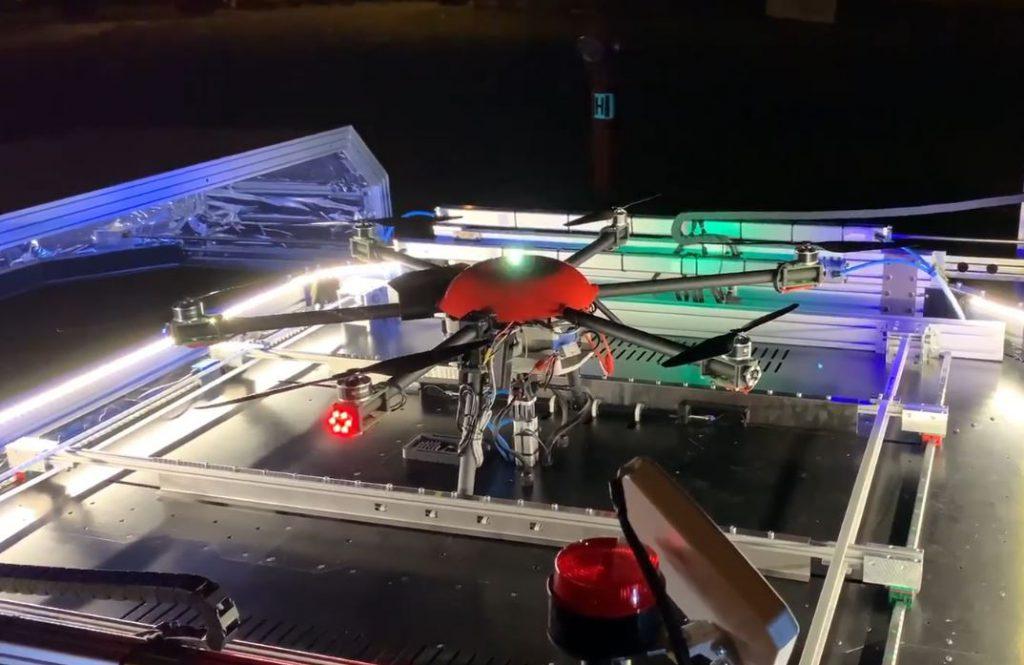 Dron w PKN Orlen Płock