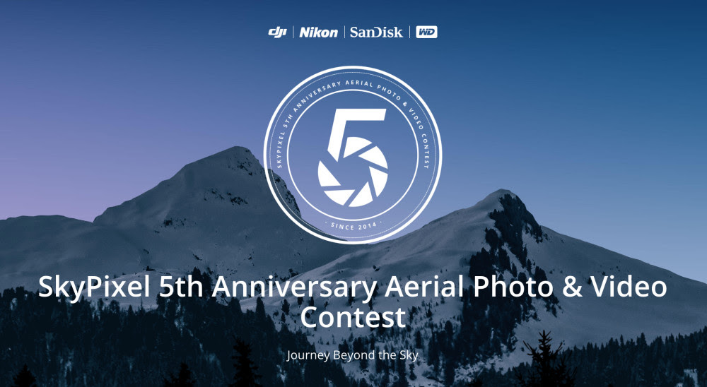 SkyPixel Aerial Photo & Video Contest