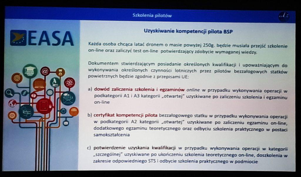 Uzyskiwanie kompetencji pilota BSP - Seminarium ULC - 29.01.2020