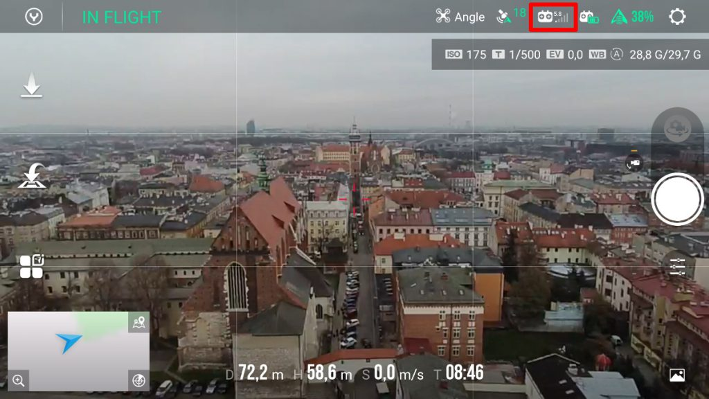 Yuneec Mantis G - recenzja - SwiatDronow.pl