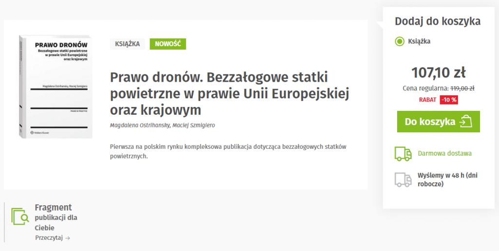 Prawo dronów - Proinfo.pl