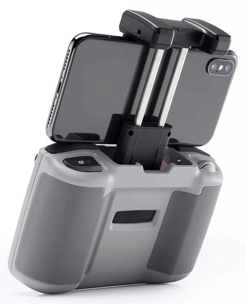 Nowa aparatura sterująca DJI Mavic Air 2