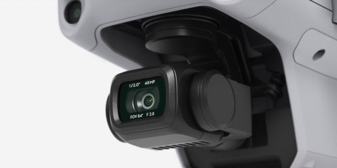 DJI Mavic Air 2 - po premierze: kamera