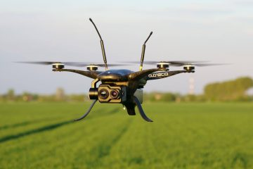 Dron klasy mikro od Asseco Poland