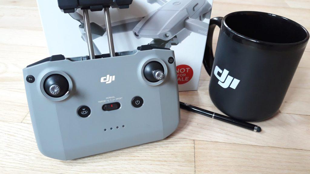 DJI Mavic Air 2 - recenzja SwiatDronow.pl