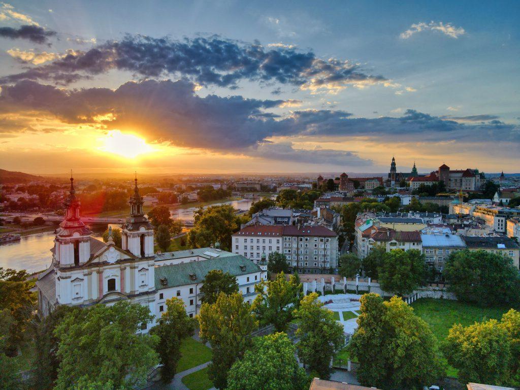 Przykładowe zdjęcie 4:3 - DJI Mavic Air 2 - SwiatDronow.pl