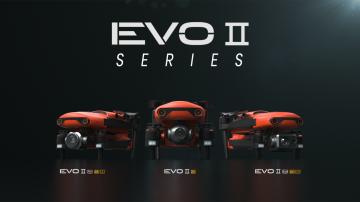 AUTEL EVO 2 - seria dronów