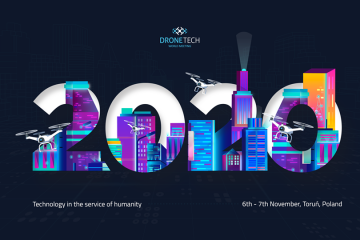 DroneTech World Meeting Toruń 2020