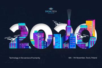 DroneTech World Meeting Toruń 2020