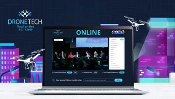 5th DroneTech World Meeting 2020 - on-line