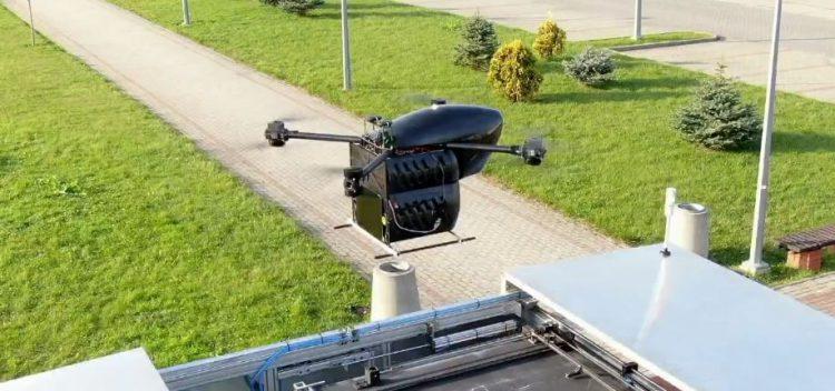 Airvein - Dronehub