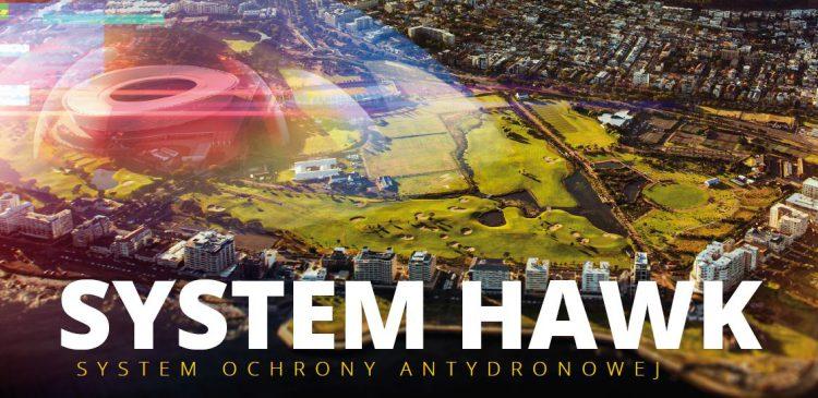 HAWK - system antydronowy Hertz Systems