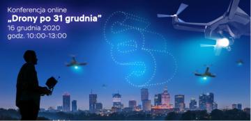 Drony po 31 grudnia - konferencja on-line ULC