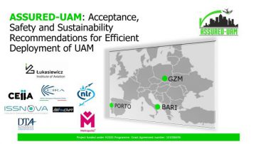 Acceptance, Safety and Sustainability Recommendations for Efficient Deployment of UAM (ASSURED-UAM)
