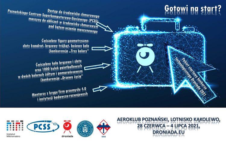 Droniada 2021 - Aeroklub Poznański