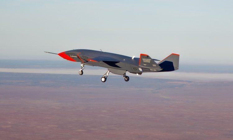 Boeing Australia - Loyal Wingman - ATS