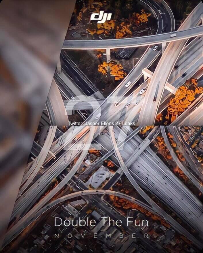 DJI Mavic 3 release date