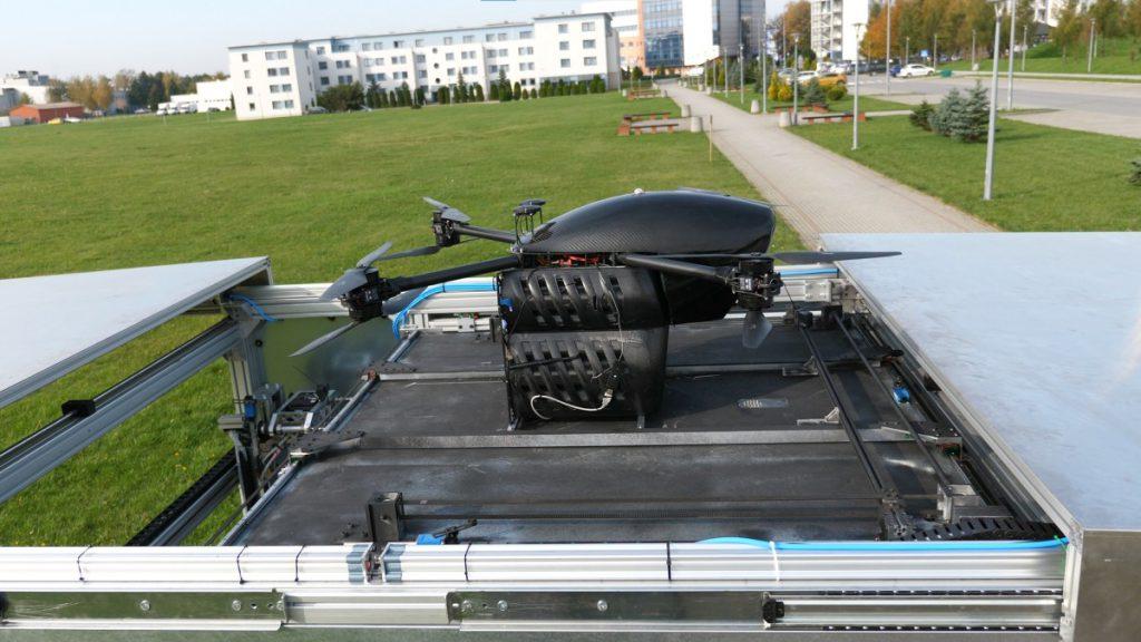 Dronehub - Sosnowiec
